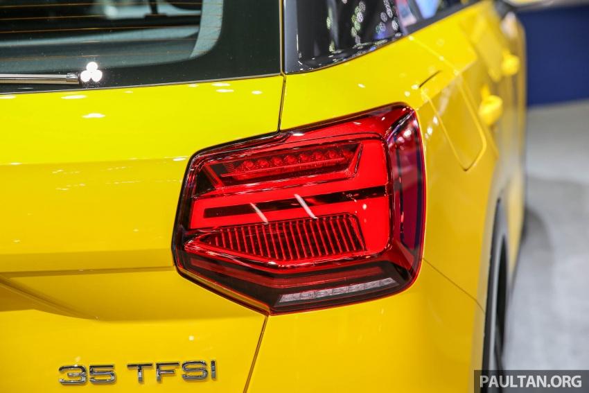 Bangkok 2017: Audi Q2 launched, new Thai distributor Image #636551