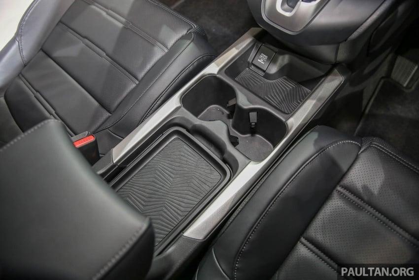 Bangkok 2017: Honda CR-V – galeri langsung dari Thailand; pilihan enjin 2.4L petrol dan 1.6L diesel Image #635404