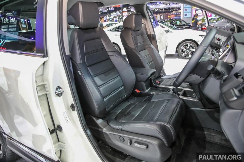 Bangkok 2017: Honda CR-V – Thai 7-seater live gallery Image #635353