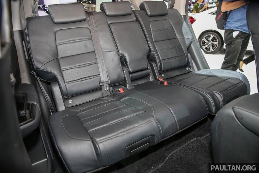 Bangkok 2017: Honda CR-V – galeri langsung dari Thailand; pilihan enjin 2.4L petrol dan 1.6L diesel Image #635400