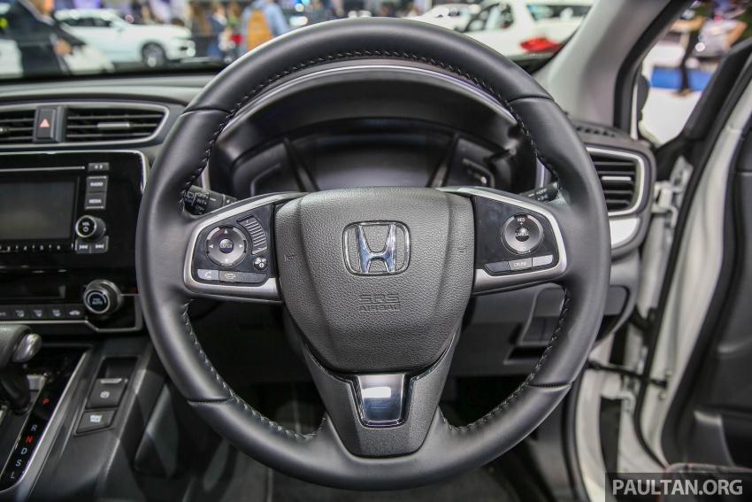 Bangkok 2017: Honda CR-V – Thai 7-seater live gallery Image #635341