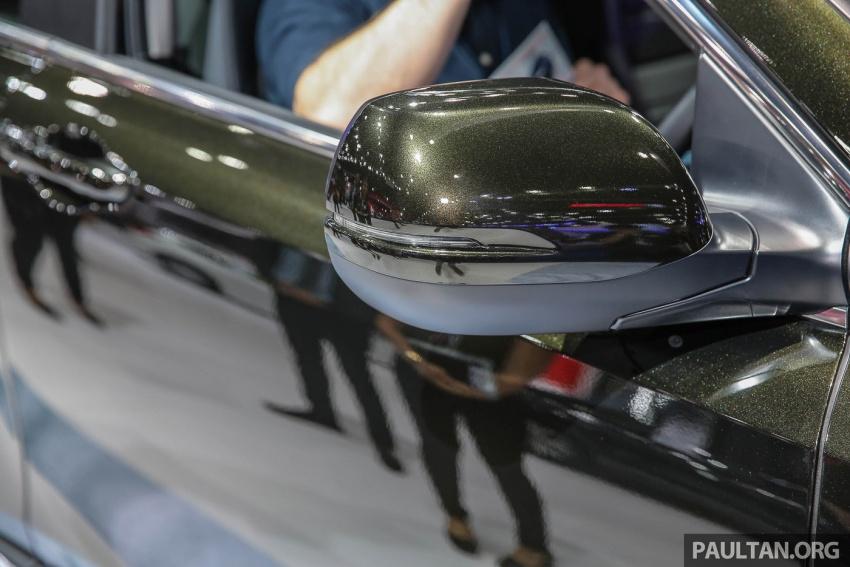 Bangkok 2017: Honda CR-V – galeri langsung dari Thailand; pilihan enjin 2.4L petrol dan 1.6L diesel Image #635532