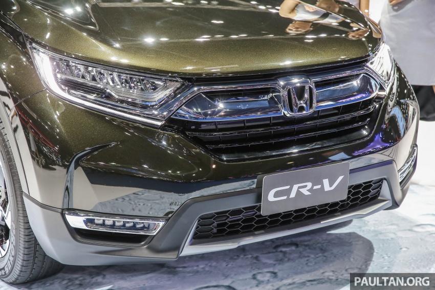 Bangkok 2017: Honda CR-V – Thai 7-seater live gallery Image #635247
