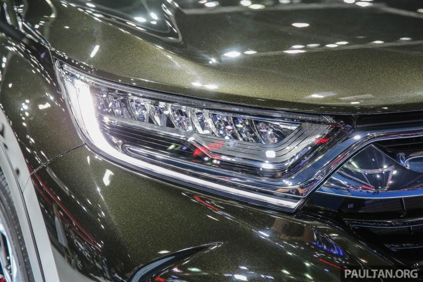 Bangkok 2017: Honda CR-V – Thai 7-seater live gallery Image #635248