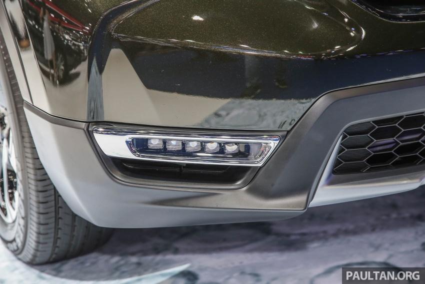 Bangkok 2017: Honda CR-V – galeri langsung dari Thailand; pilihan enjin 2.4L petrol dan 1.6L diesel Image #635539