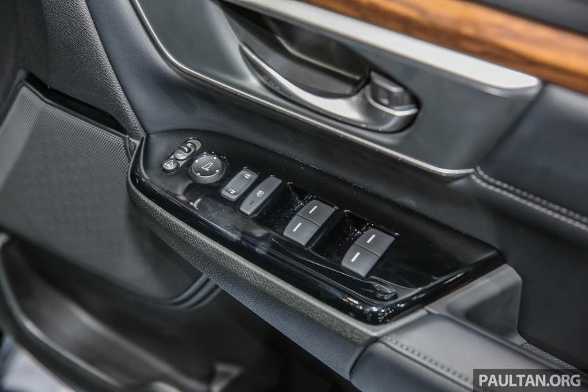 Bangkok 2017: Honda CR-V – galeri langsung dari Thailand; pilihan enjin 2.4L petrol dan 1.6L diesel Image #635510