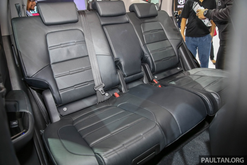 Bangkok 2017: Honda CR-V – galeri langsung dari Thailand; pilihan enjin 2.4L petrol dan 1.6L diesel Image #635484