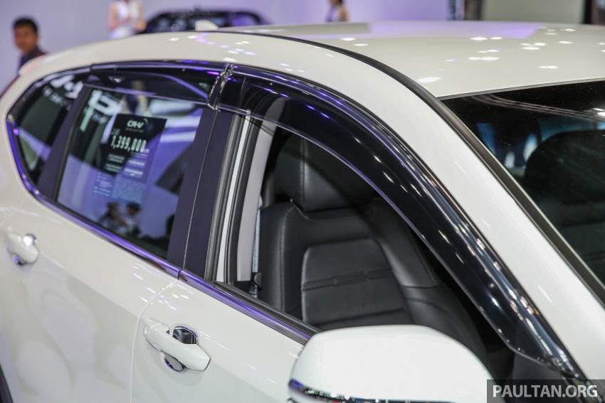 Bangkok 2017: Honda CR-V with Modulo accessories Image #635737