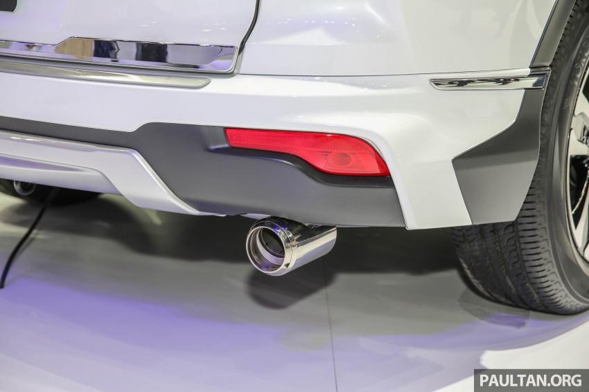 Bangkok 2017: Honda CR-V with Modulo accessories Image #635742
