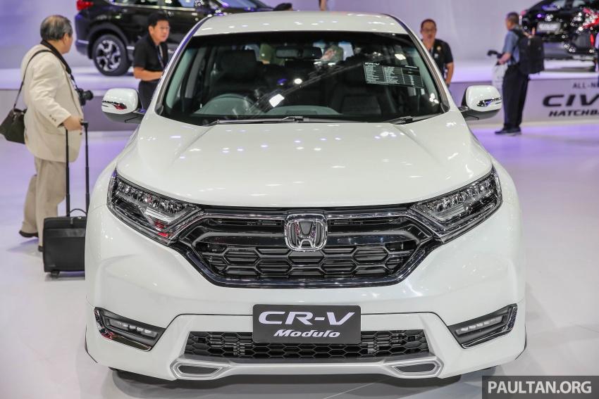 Bangkok 2017: Honda CR-V with Modulo accessories Image #635729