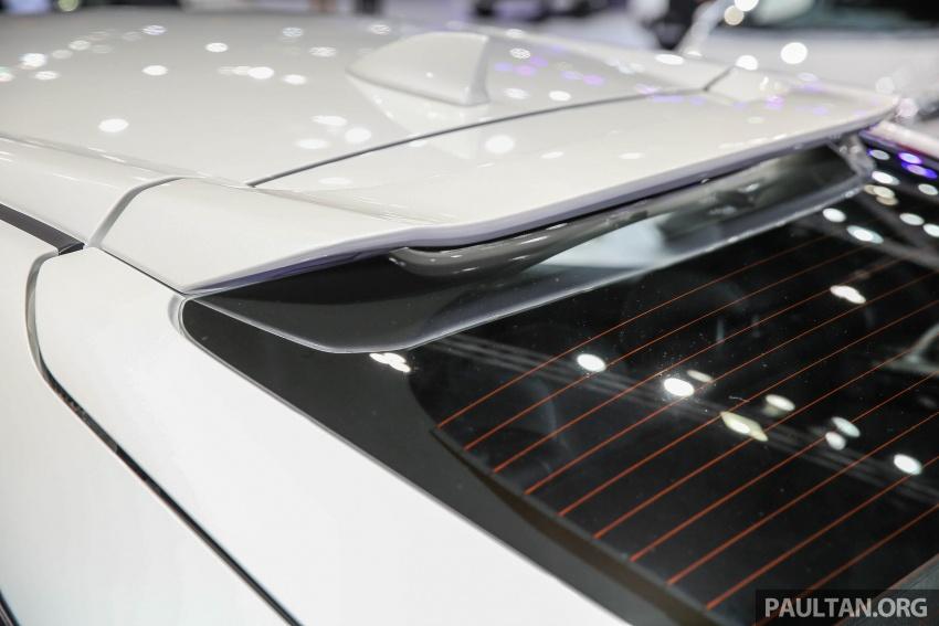 Bangkok 2017: Honda Civic Hatchback 1.5L Turbo Image #635390