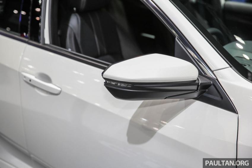 Bangkok 2017: Honda Civic Hatchback 1.5L Turbo Image #635393