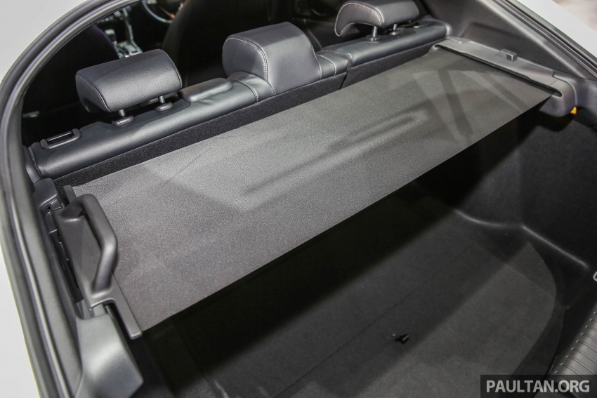 Bangkok 2017: Honda Civic Hatchback 1.5L Turbo Image #635476