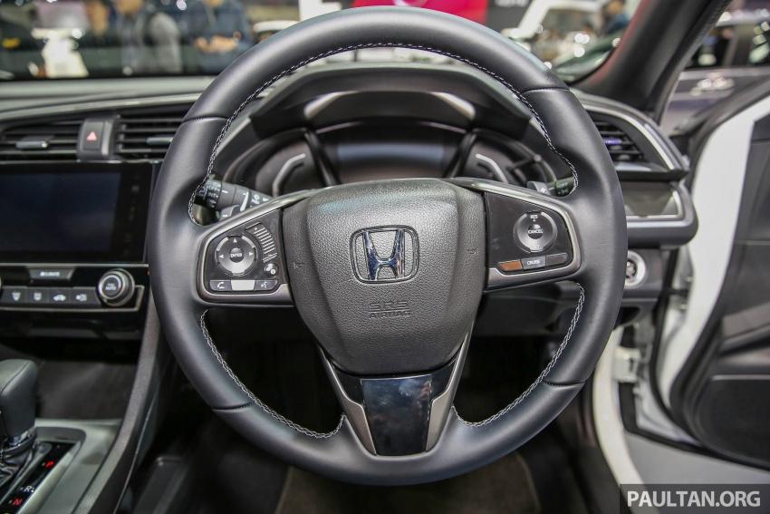 Bangkok 2017: Honda Civic Hatchback 1.5L Turbo Image #635414