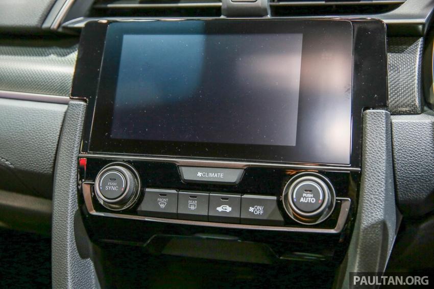 Bangkok 2017: Honda Civic Hatchback 1.5L Turbo Image #635648
