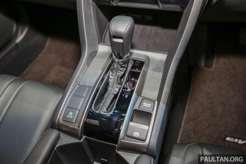 Bangkok 2017: Honda Civic Hatchback 1.5L Turbo Image #635649