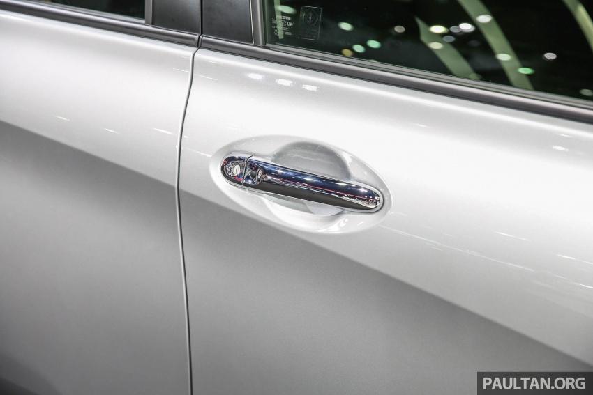 Bangkok 2017: Nissan Note, Thailand's latest eco car Image #635951