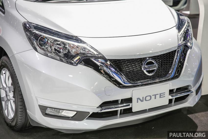 Bangkok 2017: Nissan Note, Thailand's latest eco car Image #635944