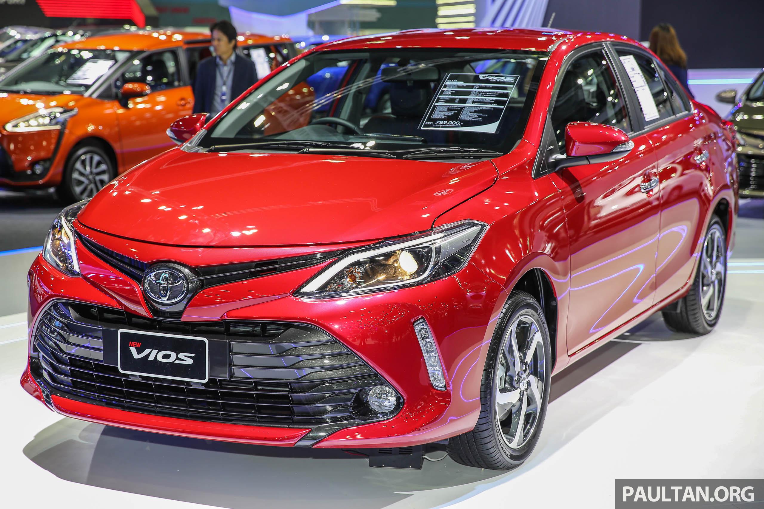 Bangkok 2017 Toyota Vios Facelift Love Or Hate Mug