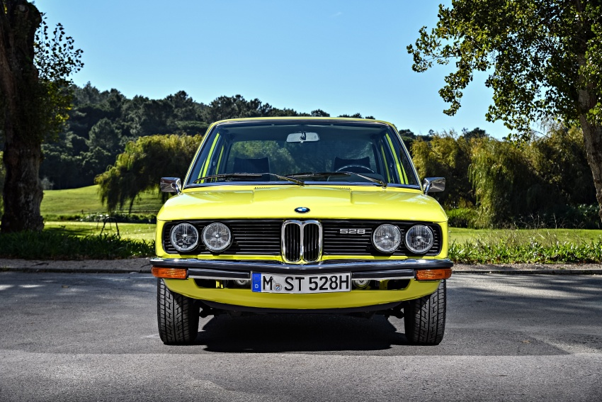 BMW 5 Series – a look back through the generations Image #636041