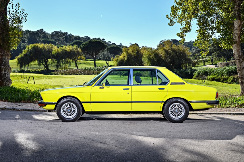 BMW 5 Series – a look back through the generations Image #636042
