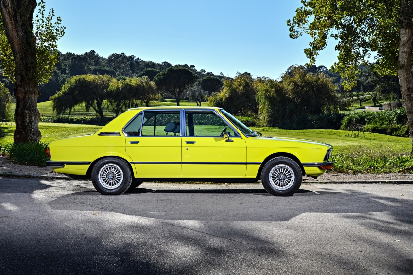 BMW 5 Series – a look back through the generations Image #636043