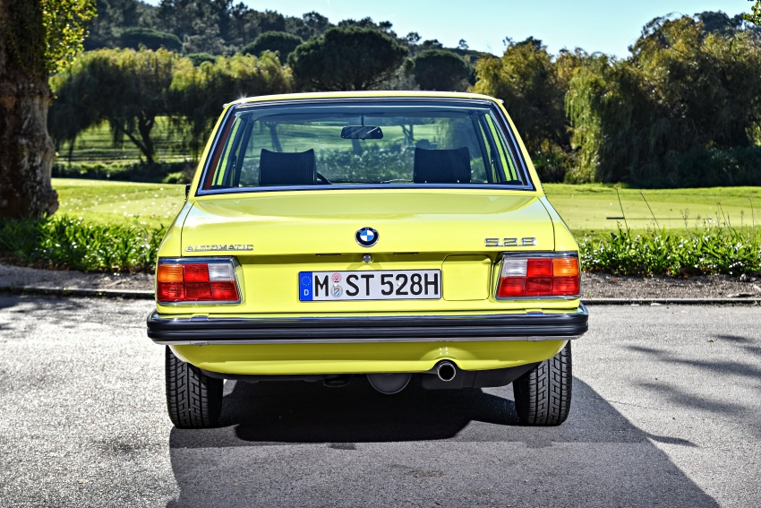 BMW 5 Series – a look back through the generations Image #636044