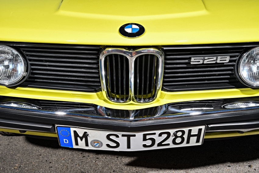 BMW 5 Series – a look back through the generations Image #636046