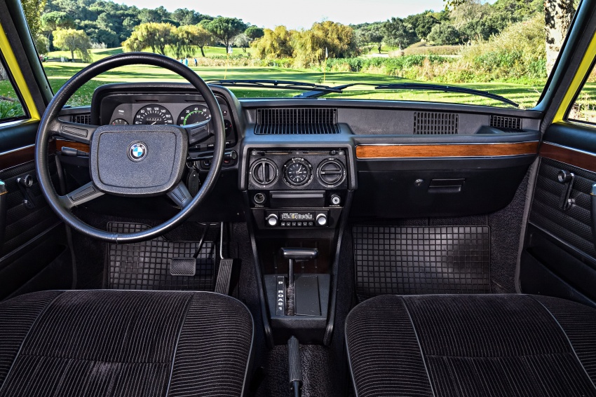 BMW 5 Series – a look back through the generations Image #636051