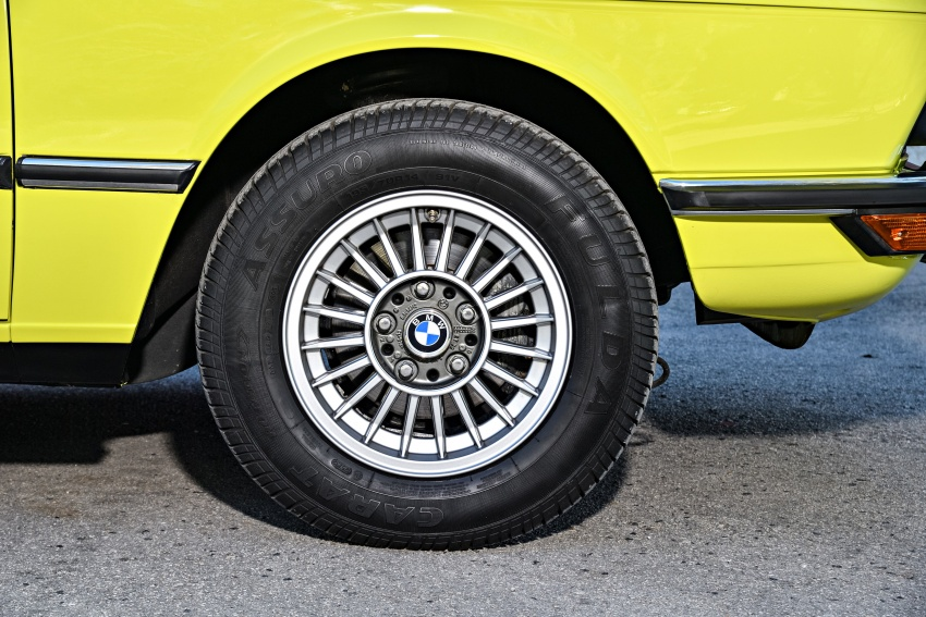 BMW 5 Series – a look back through the generations Image #636059