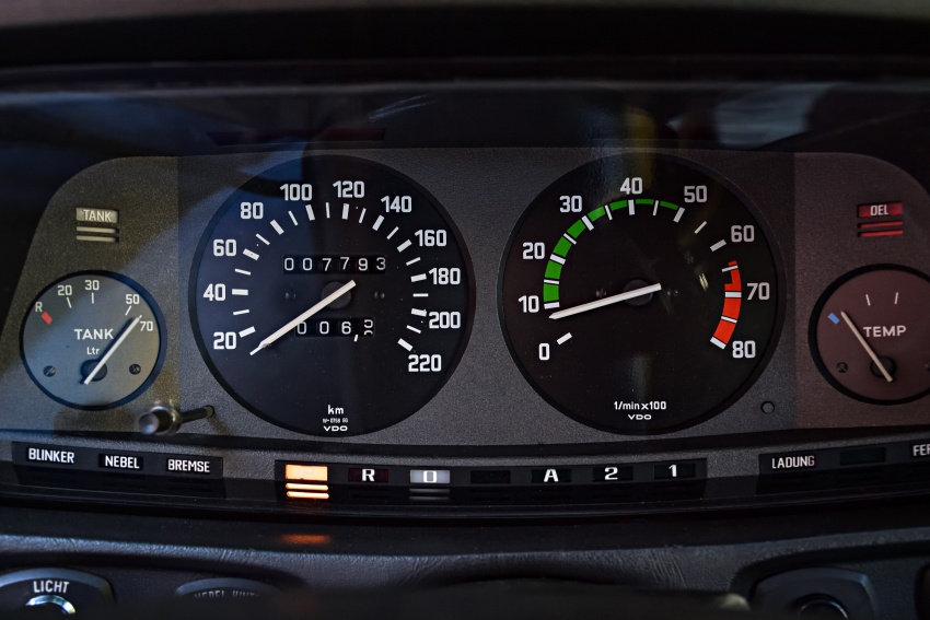 BMW 5 Series – a look back through the generations Image #636060