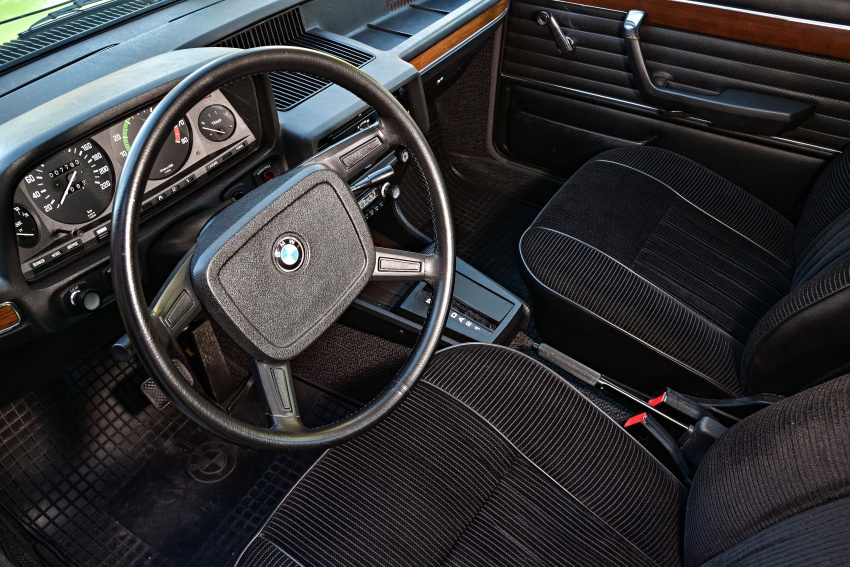 BMW 5 Series – a look back through the generations Image #636061