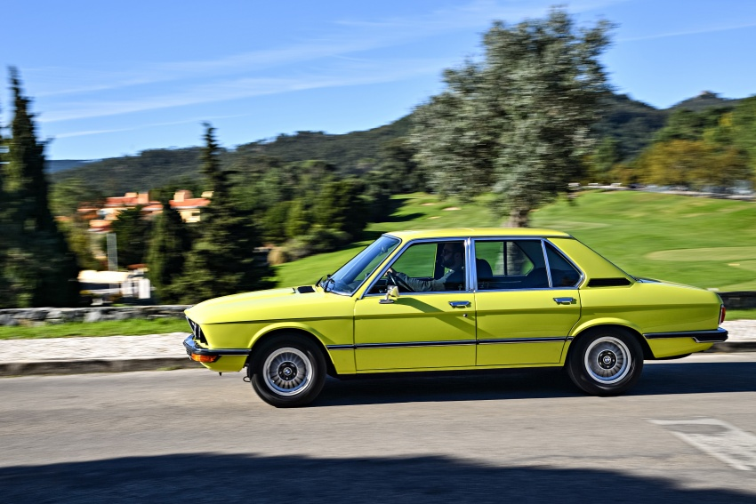 BMW 5 Series – a look back through the generations Image #636069