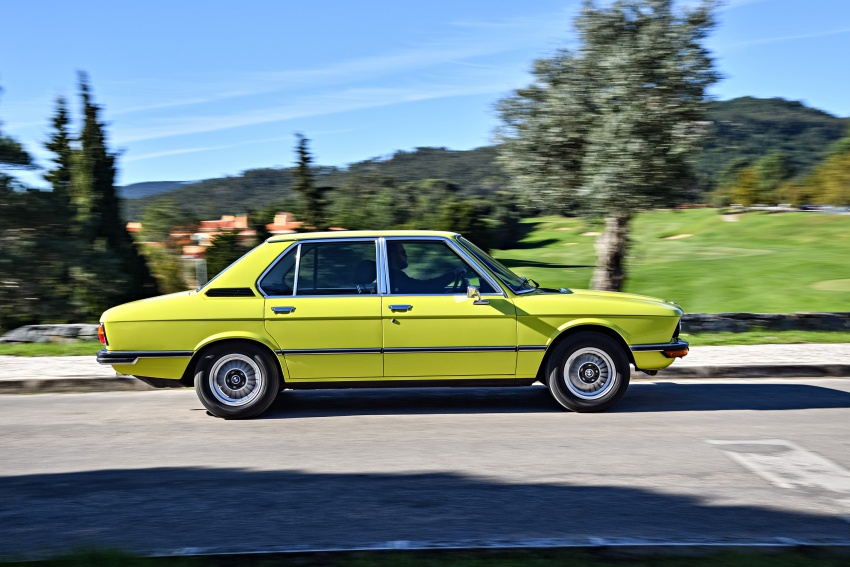 BMW 5 Series – a look back through the generations Image #636070