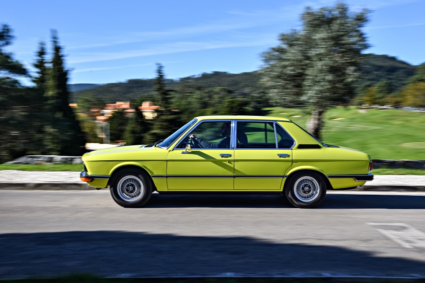 BMW 5 Series – a look back through the generations Image #636071