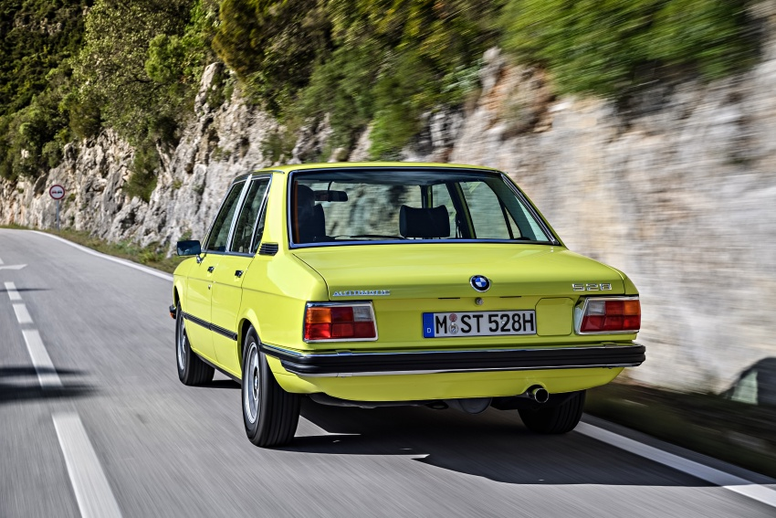 BMW 5 Series – a look back through the generations Image #636077