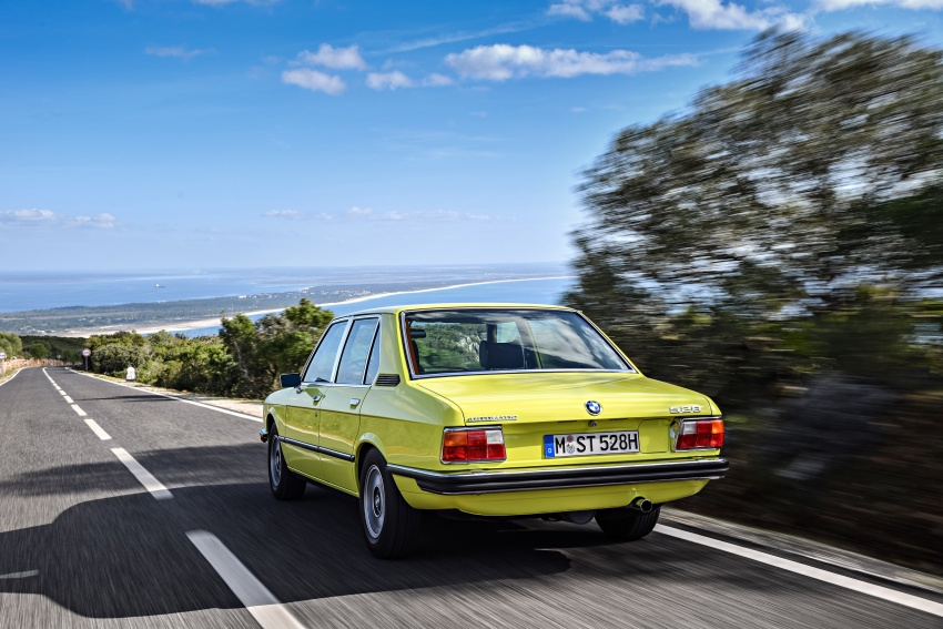 BMW 5 Series – a look back through the generations Image #636088