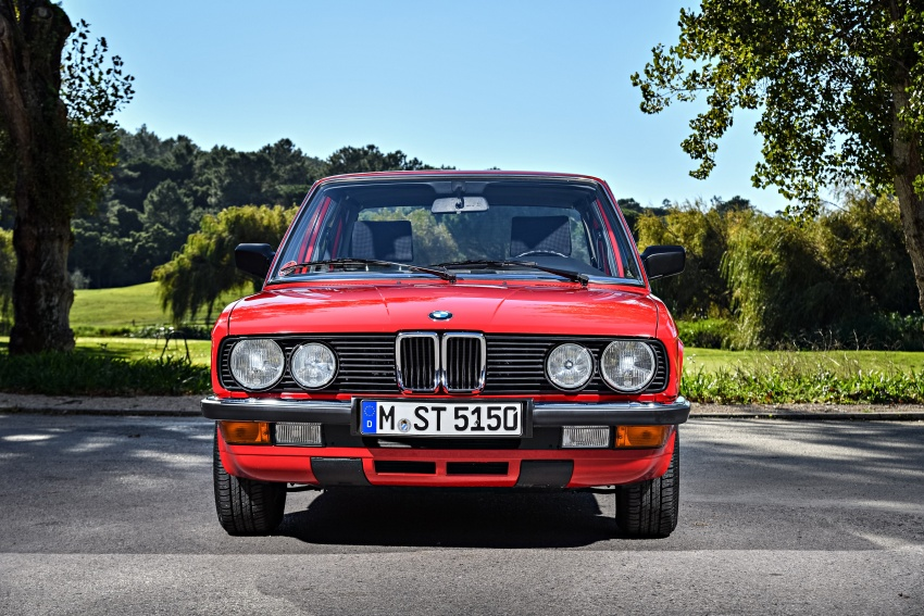 BMW 5 Series – a look back through the generations Image #636104