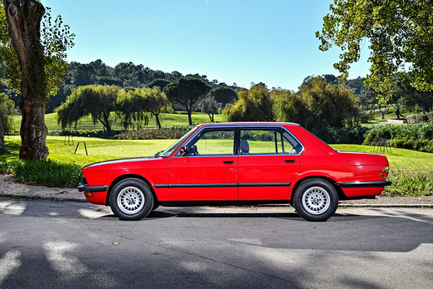 BMW 5 Series – a look back through the generations Image #636106