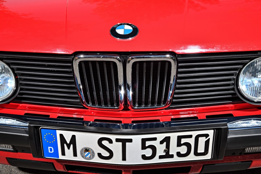 BMW 5 Series – a look back through the generations Image #636111