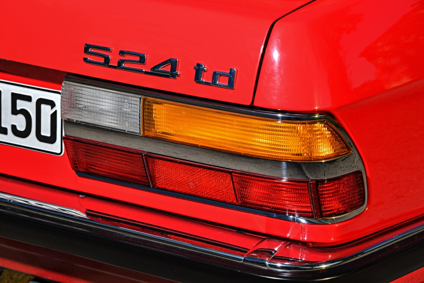 BMW 5 Series – a look back through the generations Image #636113