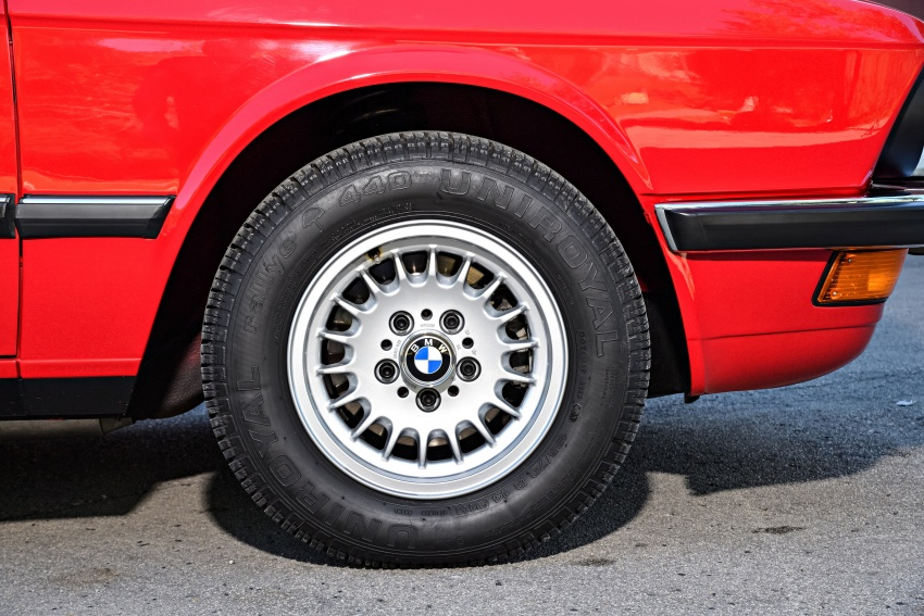 BMW 5 Series – a look back through the generations Image #636118