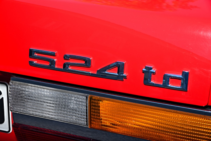 BMW 5 Series – a look back through the generations Image #636119