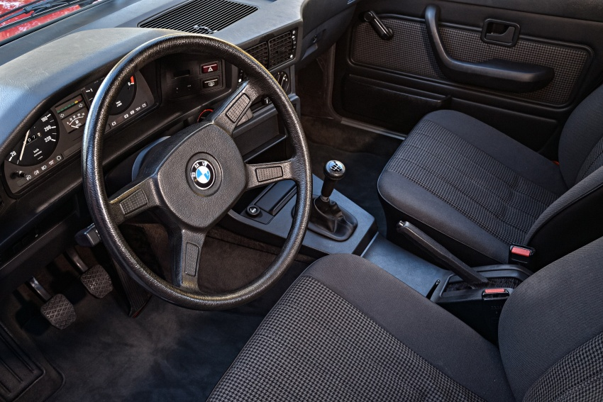 BMW 5 Series – a look back through the generations Image #636124