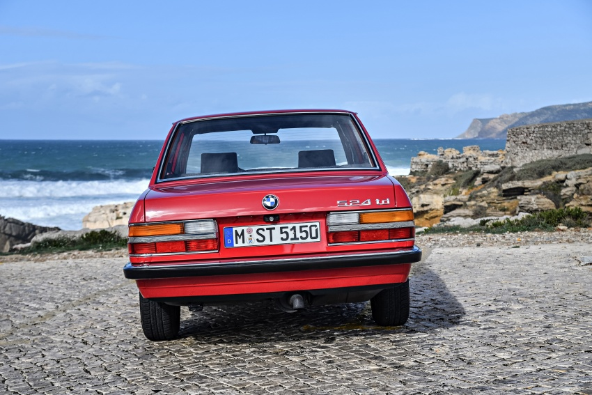 BMW 5 Series – a look back through the generations Image #636599