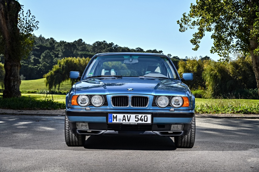 BMW 5 Series – a look back through the generations Image #636870