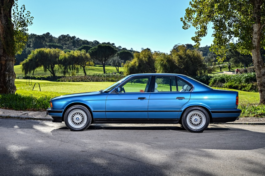 BMW 5 Series – a look back through the generations Image #636872
