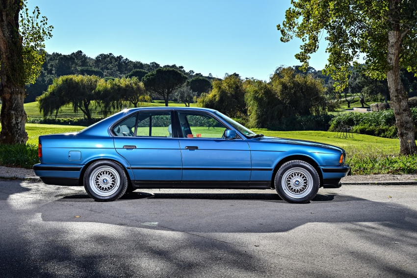 BMW 5 Series – a look back through the generations Image #636873