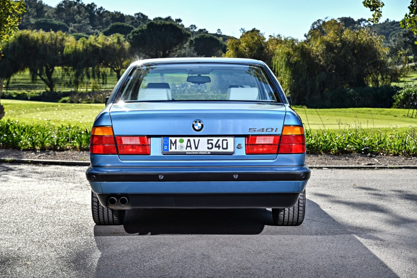 BMW 5 Series – a look back through the generations Image #636875