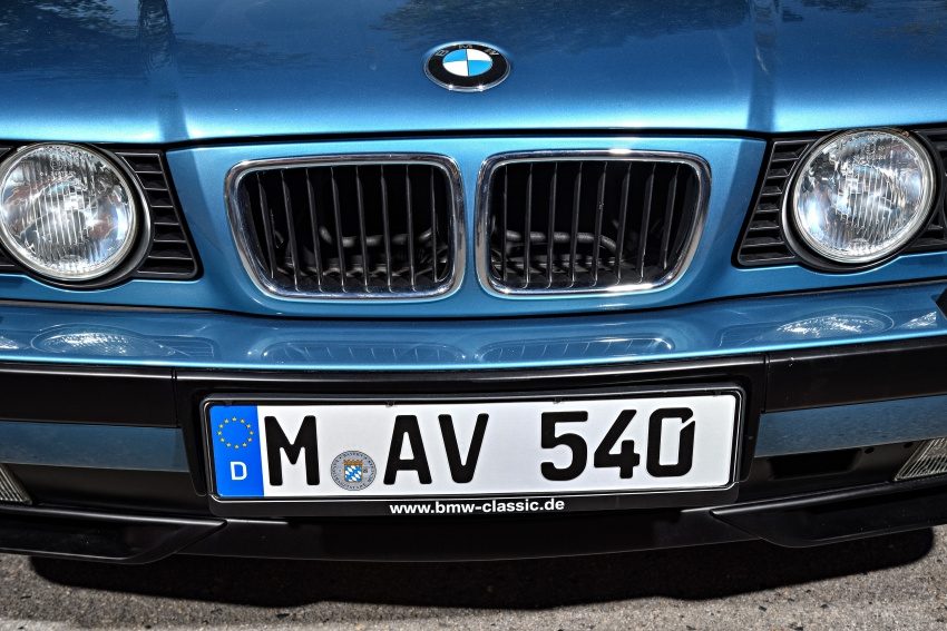 BMW 5 Series – a look back through the generations Image #636878